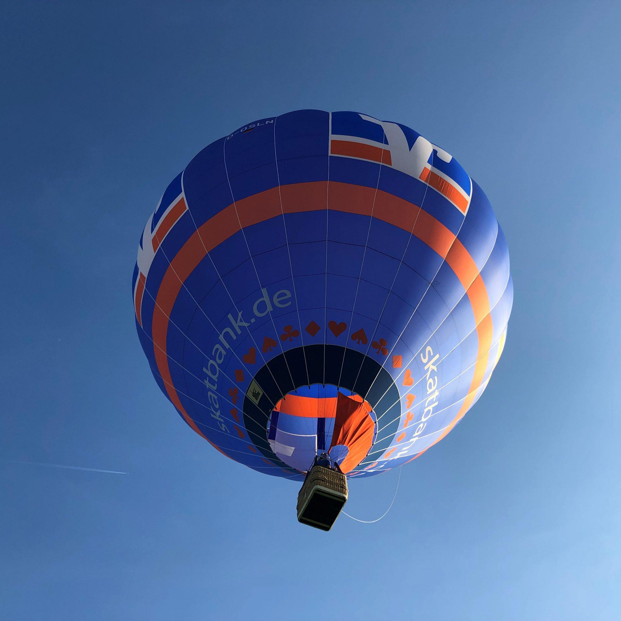 Skatbank Ballon
